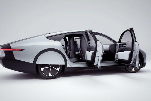 Solar-Powered Car – Lightyear One Announced with 450 Mile Range