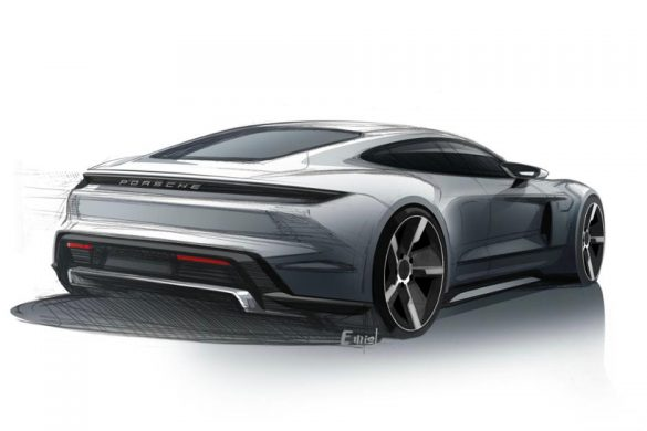 The Porsche Taycan – Everything We Know