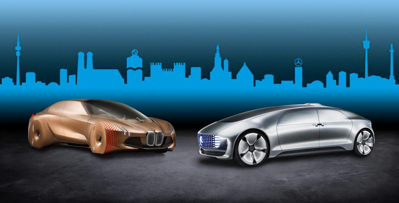 BMW and Daimler Autonomous Vehicle Technology Partnership