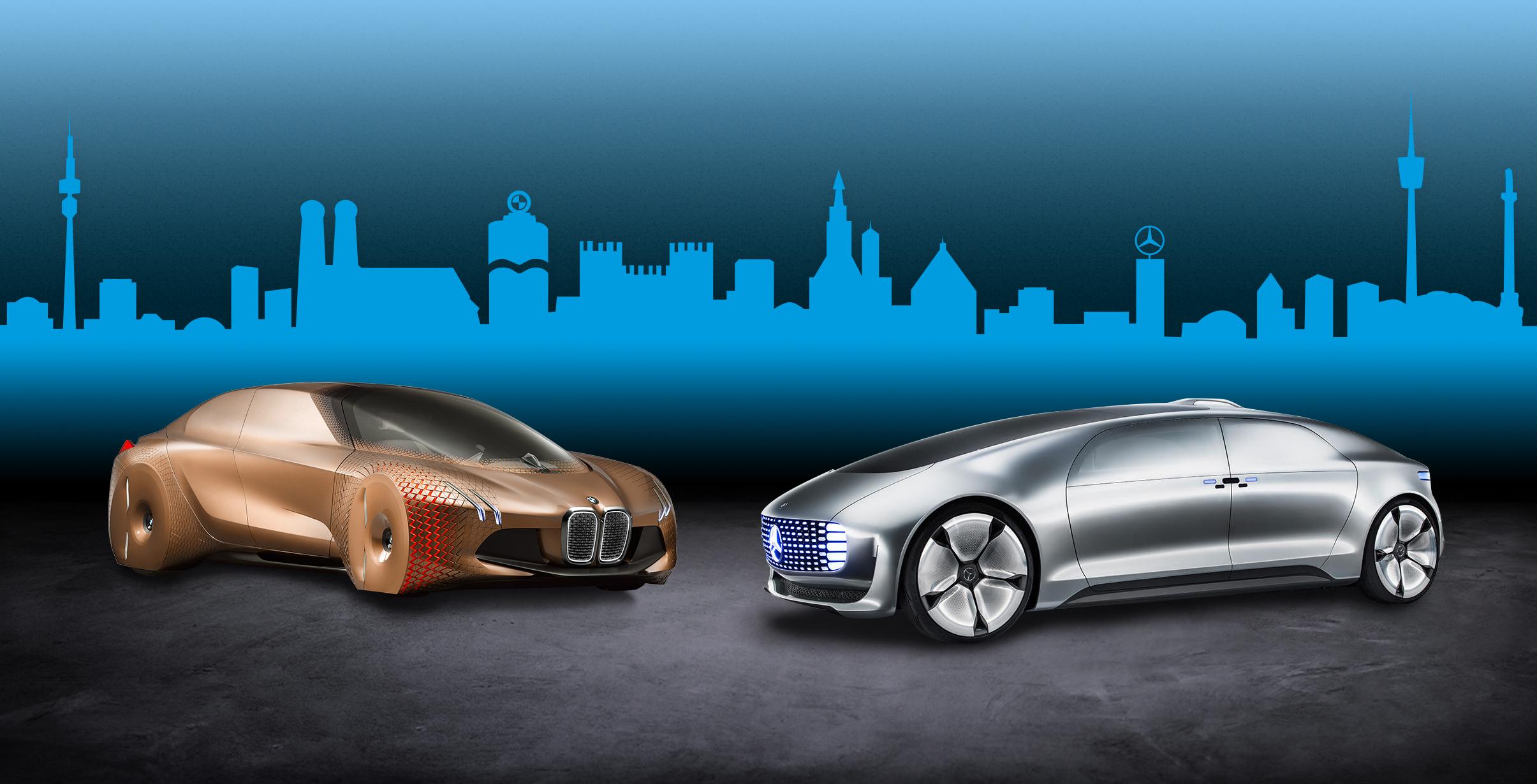 BMW and Daimler Form Partnership to Bring Autonomous Vehicle
