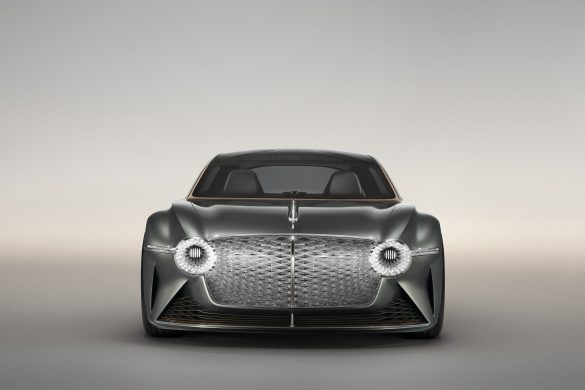 New Electric Bentley Concpet Displayed – EXP 100 GT