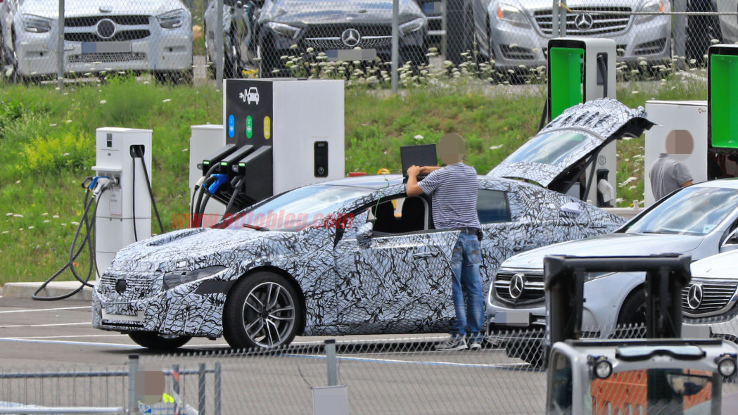 This Week in EV News: Electric Ford F-150 Tows Train, Mercedes EQS Spy Shots, VW Production Numbers, and More!