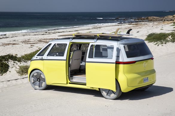 VW ID BUZZ concept