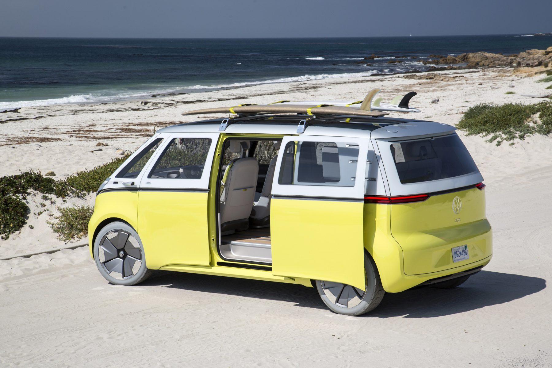 VW ID BUZZ concept