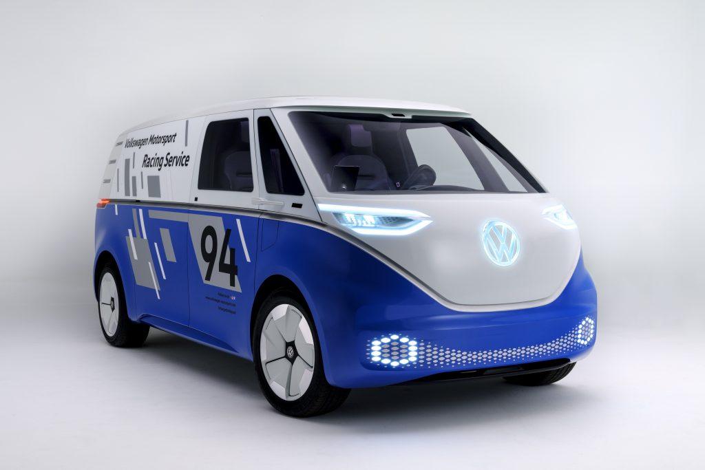 VW electric van