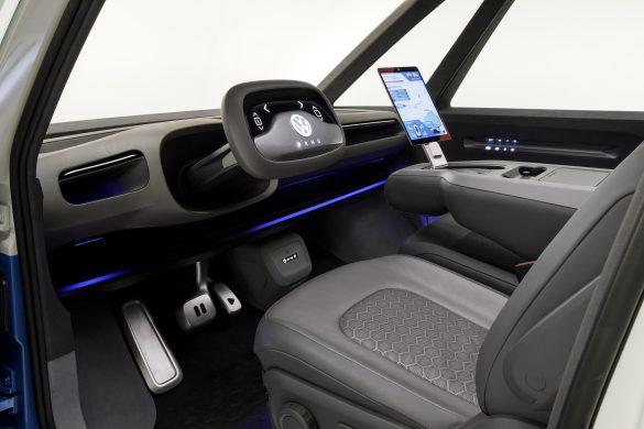 VW ID BUZZ Cargo Interior