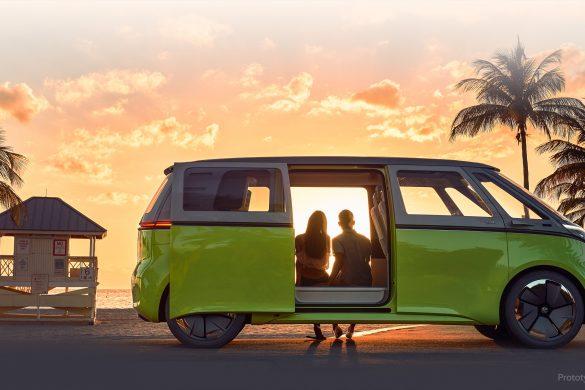 VW ID BUZZ Camper