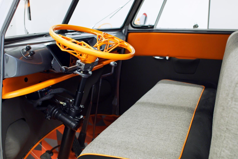 Volkswagen Type 20 Interior