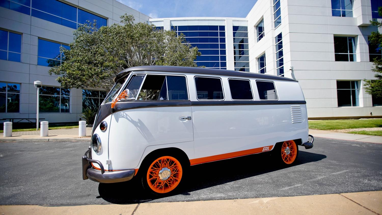 Volkswagen Type 20 Side 2