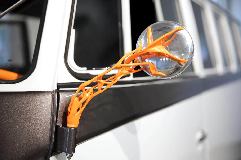 Volkswagen Type 20 Side Mirror