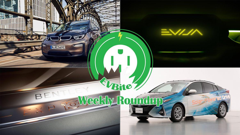 EV News 07-07-19