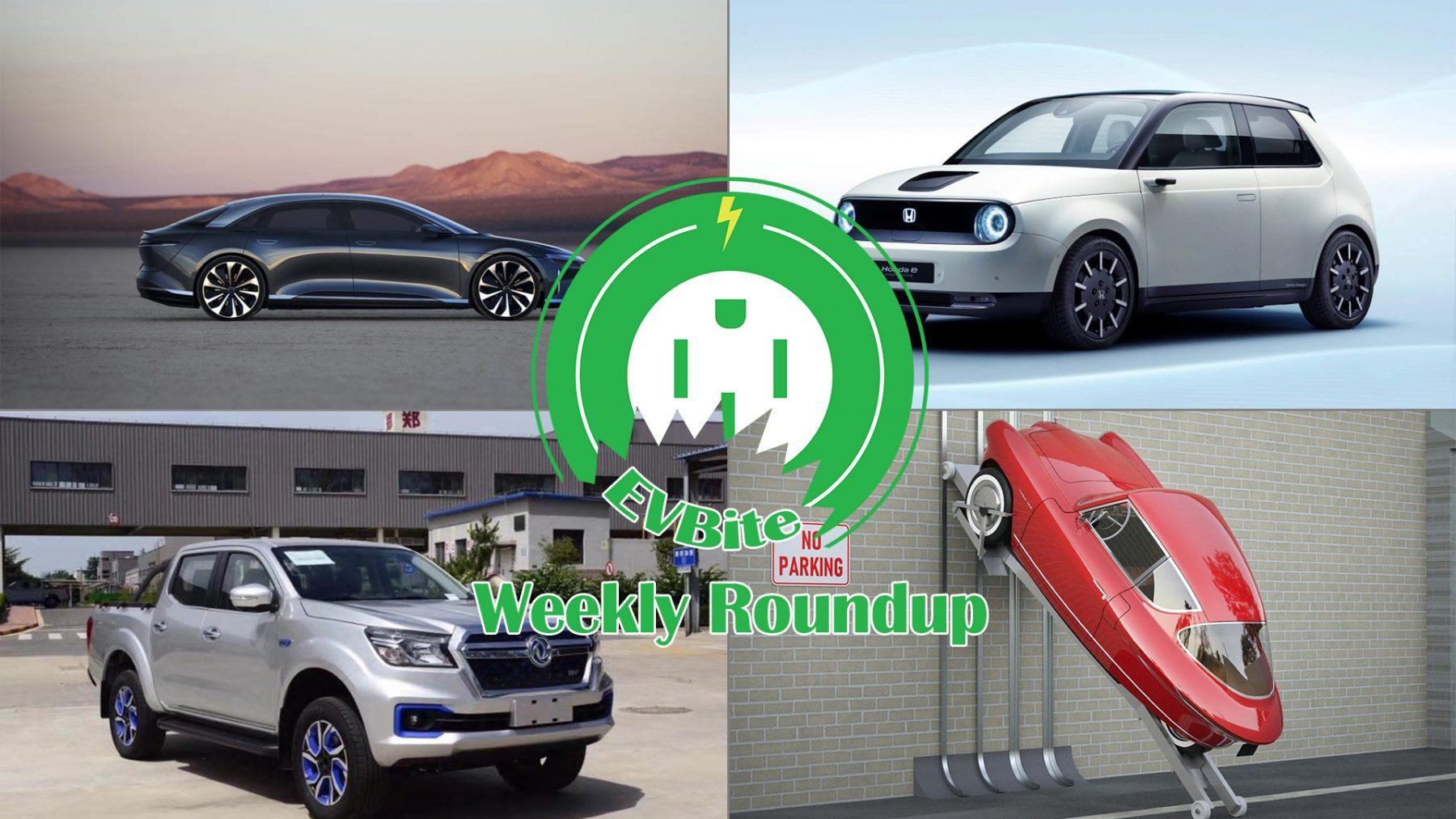 This Week in EV News: Electric Honda Platform, Chinese