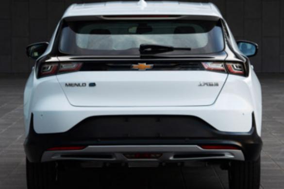 Chevrolet Menlo EV Revealed — Possible Bolt EUV?