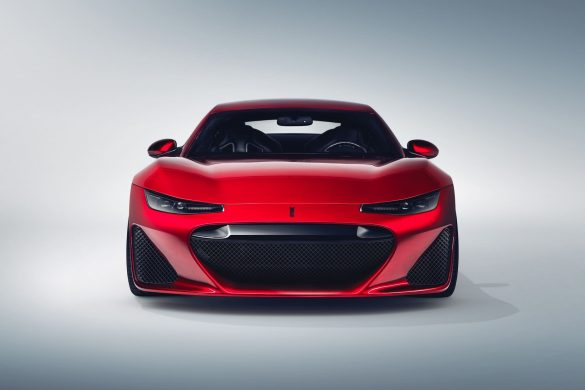 The Drako GTE Is a 1200 HP 4-Door Electric Supercar