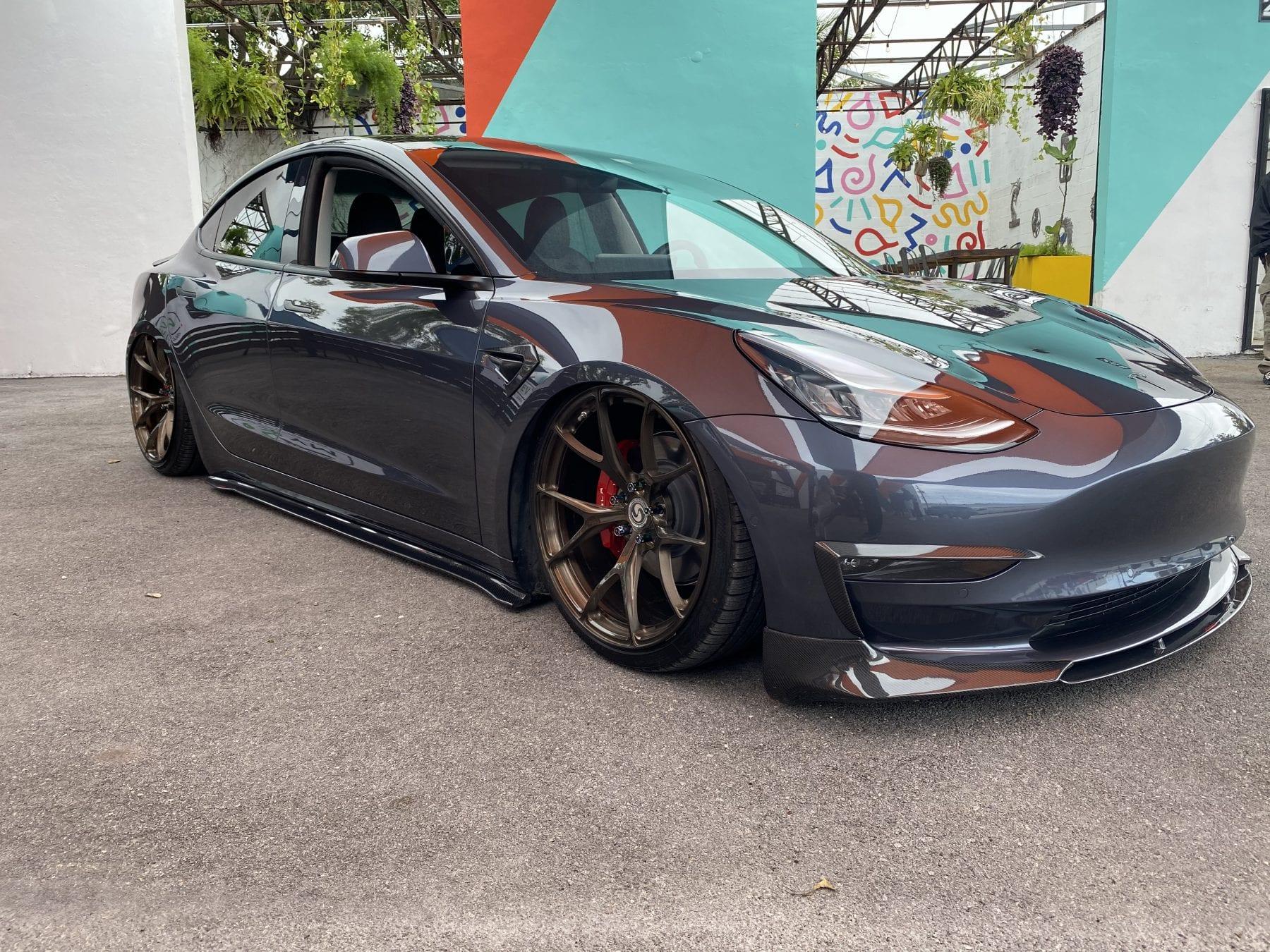 Custom Tesla