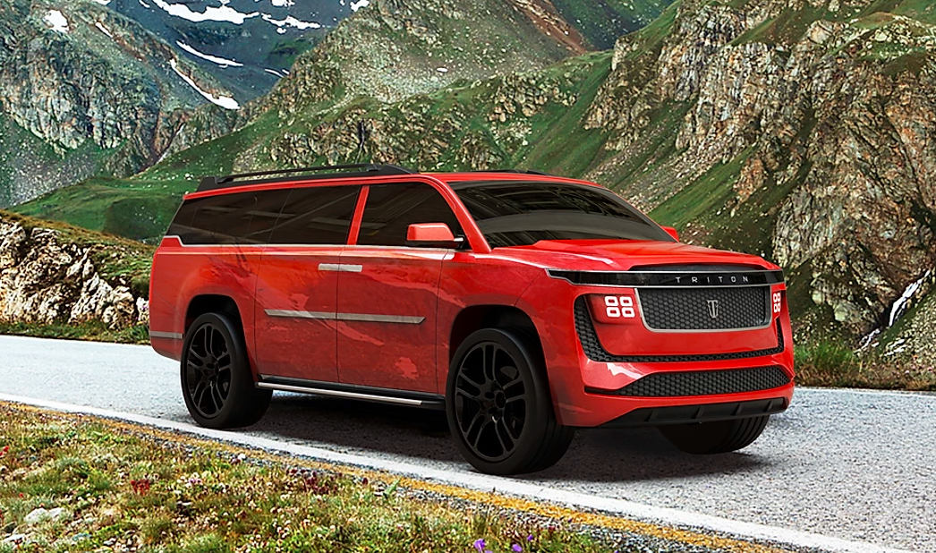 This 700 Mile Range Electric SUV Is a Late April Fools ...