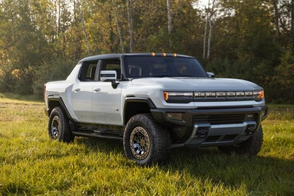 Hummer Electric Truck