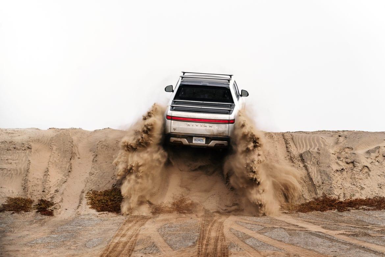 Rivian Off Road EV Truck