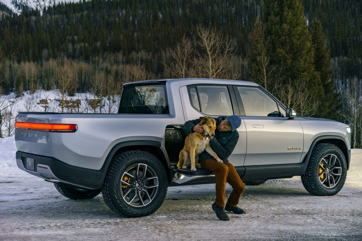 Rivian R1T Upcoming Electric Truck