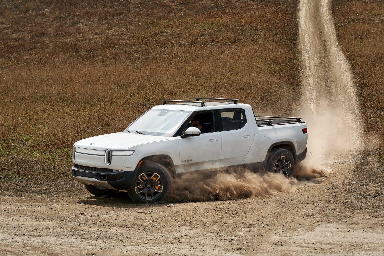 Rivian EV Truck