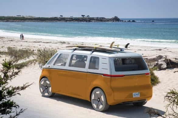 VW ID BUZZ Color